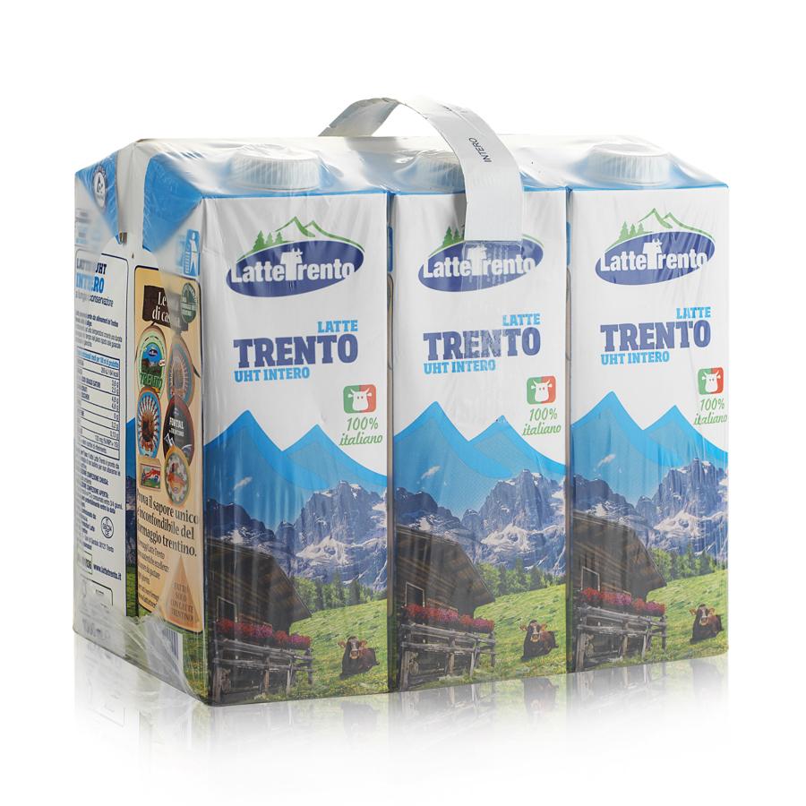 Latte Trento U.H.T. Intero 6 L