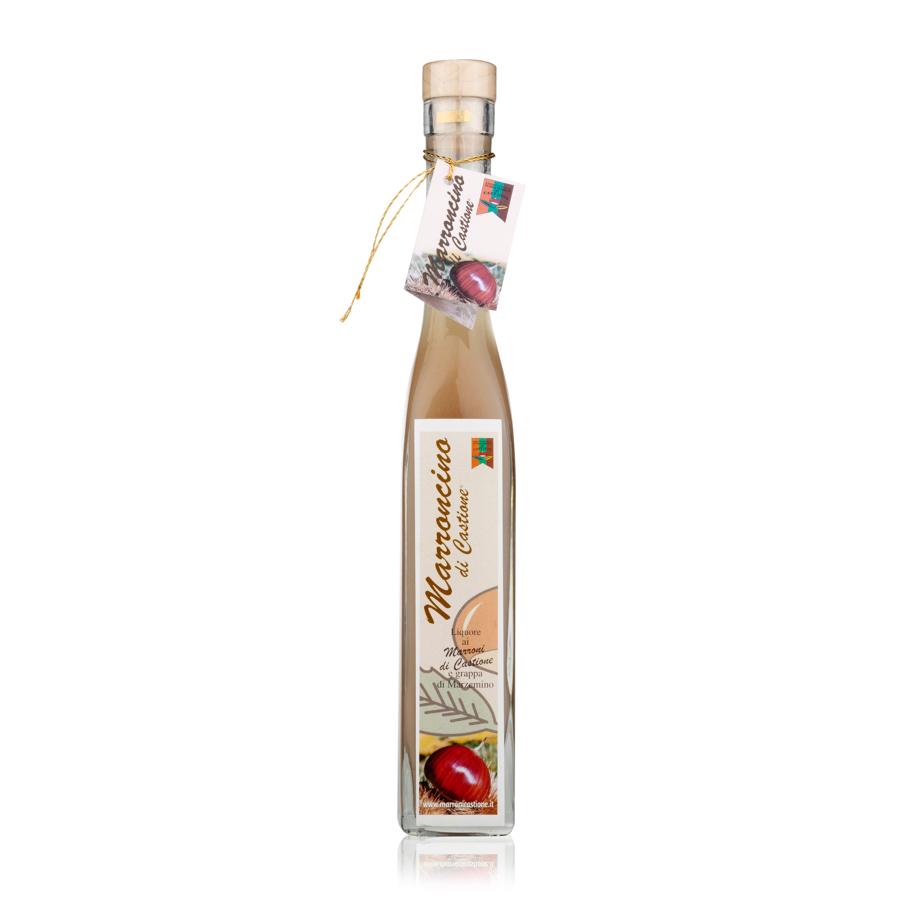 Liquore di marroni di Castagne