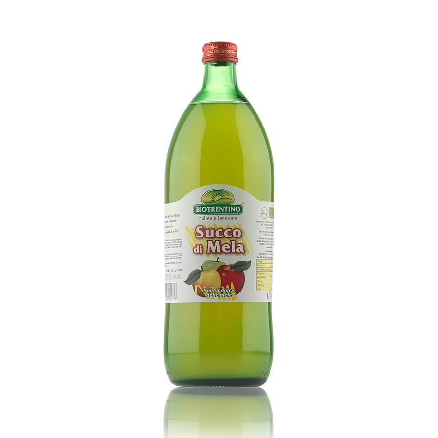 Succo di mela Biologico 1