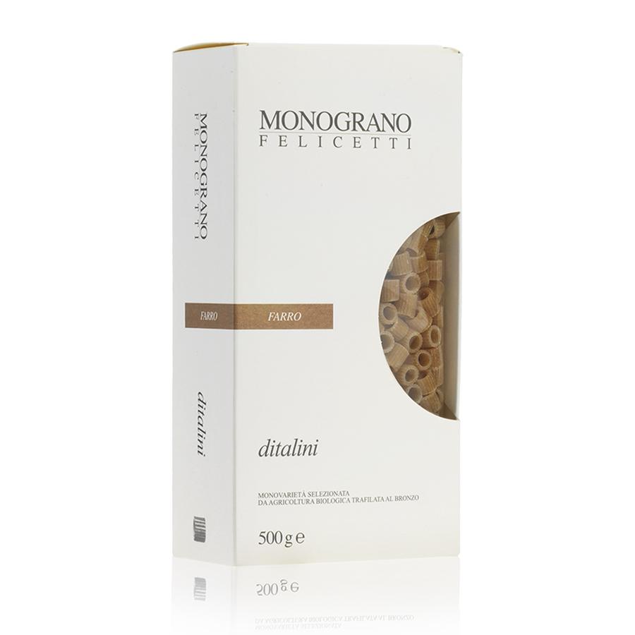 Ditalini Monograno Farro N�23  gr 500